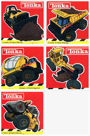 Tonka Stickers Tonka Trucks Party Envelope Seals Party Favors Reward Charts Parents Merit Awards Teachers Tonka Monster Trucks