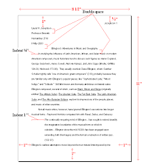 mla format essay example ram help essey