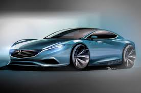 new car release 2015 ukMazda RXVision rotaryengined sports car concept revealed  Autocar