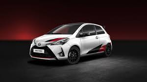 The 2018 Toyota Yaris GRMN Gets Double The Horsepower From A ...