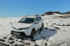 is the toyota rav4 hybrid good in colorado snow
