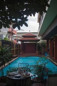 Lamphu Tree House Boutique Hotel In BangkokLamphu Treehouse Bangkok