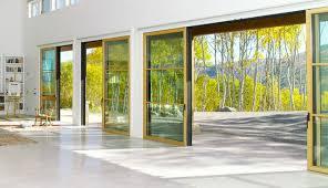 accordion patio doors. Glass-wall-doors Accordion Patio Doors