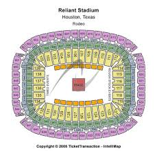 Houston Reliant Stadium Seating Chart Reliant Stadium Tickets Reliant Stadium In Houston Tx At