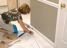 How to Install Self-Stick Floor Tiles | how-tos | DIY