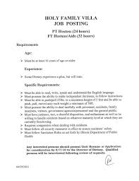 Sample Resume For Dietary Aide Dietary Aide Resume Skills Dietary Aide Resume Sample 2
