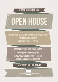 8 Best Photos Of Corporate Open House Invitations Business