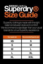 Superdry Mens Jacket Size Chart Buy Superdry Yellow Full Sleeves Sweatshirt For Men Online