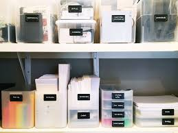 organized office closet. Beautiful Closet THE PROJECTS  OFFICE SUPPLIES Closet SolutionsOffice  OrganizationOrganizing  For Organized Office T
