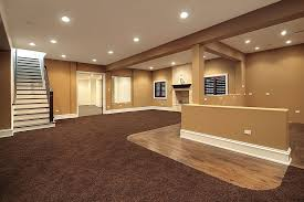 Beautiful Carpet Tiles Basement Superior Best 3 And Design To Inspiration