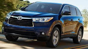 Toyota recalls 2014 Highlander models due to airbag issue | abc7.com