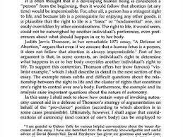 argumentative essay on abortion anti abortion argument paper essays pro abortion