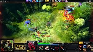 dota 2 purge owns with broodmother purge gamers