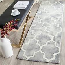 safavieh handmade dip dye watercolor vintage grey ivory wool rug 2 3