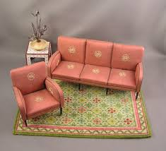 miniature modern furniture. contemporary modern midcentury modern sofa and chair click to enlarge with miniature furniture