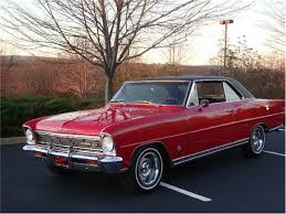 1966 Chevrolet Nova for Sale on ClassicCars.com - 53 Available