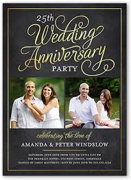 Wedding Anniversary Party Ideas 25th Anniversary Party Ideas And Themes Shutterfly