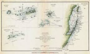 Details About 1853 Nautical Chart Coast Survey Map Decor Key Biscayne Bay West Cedar Florida