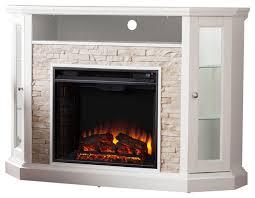 corner media fireplace mikael corner convertible electric media fireplace transitional