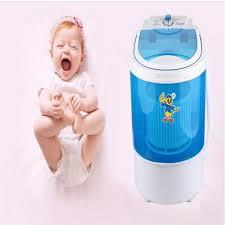 Máy giặt mini vớ, tả, quần áo trẻ em tiện lợi 4.5Kg siêu sạch siêu tiết  kiệm thế hệ mới nhất