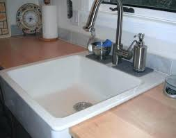 overmount sink on granite over mount sink top mount sink on granite astound kitchen farmhouse home
