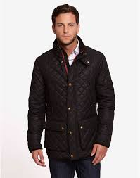 Joules Mens Foxton Quilt Jacket Bramble Green | Red Rae Town & Country & FOXTON Mens Jackets Adamdwight.com