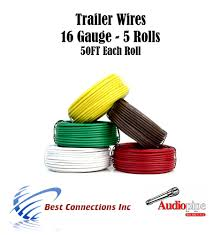 5 wire trailer facbooik com Lowes Trailer Wiring Harness diagram free collection wiring diagram 5 wire trailer lights 7-Way Trailer Wiring Diagram