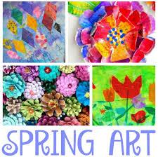 spring art square