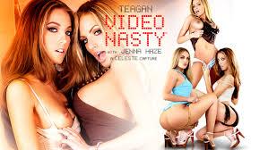 Teagan Video Nasty 5 Movie Trailer Digital Playground
