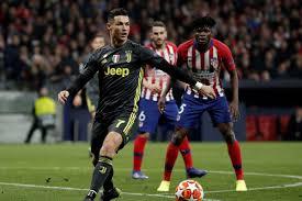 Game Time Thread: Juventus vs. Atlético Madrid - Black ...