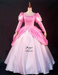 P185 pink Ariel dress · angel-secret ...