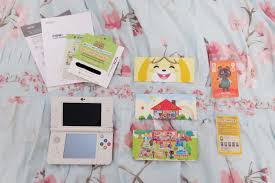 3ds Xl Happy Home Designer Bundle New Nintendo 3ds Animal Crossing Happy Home Designer Bundle