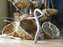 sip weave a bulrush basket