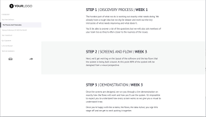 Technical Proposal Templates This Free Software Development Proposal Template Won 40m Of Business