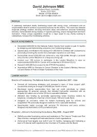 Personal Statement For Resume Examples Resume Personal Statement ...