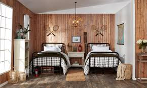 lake cabin furniture. Lake House Furniture Bedroom Enchanting A With Two Twin Size Beds Cabin 5