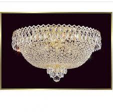 k9 crystal chandelier modern crystal ceiling light flush mount with crystal flush mount chandelier for