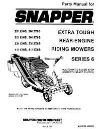 snapper lawn mower parts. snapper lawn mower parts t