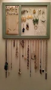 DIY Jewelry Organizer for $25  House Full of Pretty