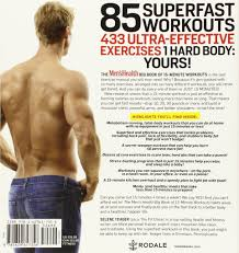 The Mens Health Big Book Of 15 Minute Workouts A Leaner