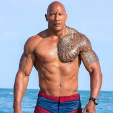 Dwayne Douglas Johnson-The Rock