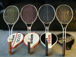 wilson t 2345 000 metal racket