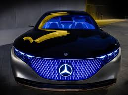 Mercedes Benzs Vision Eqs Concept Charts A New Path For The