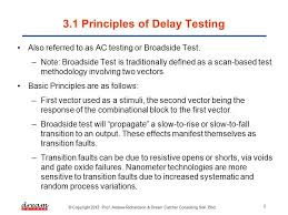 Dream Catcher Consulting Sdn Bhd Gorgeous ME322 DESIGN FOR TESTABILITY [Slide 32] DfT Structures For Delay