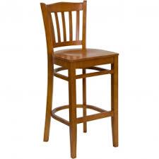 bar chairs with backs. Flash Furniture XU-DGW0005BARLAD-NAT-BURV-GG Hercules Series Natural Wood Finished Bar Chairs With Backs