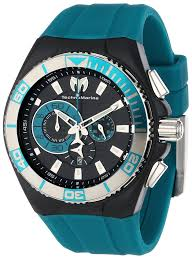 technomarine men s 112010 cruise locker nylon strap key ring technomarine men s 112010 cruise locker nylon strap key ring watch chronograph blue nylon