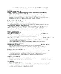 Example Of Student Resume Inspiration Example College Student Resume Colbroco