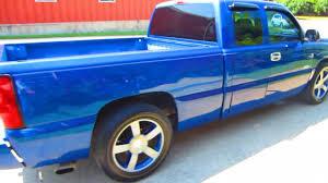 All Chevy chevy 1500 ss : 2004 CHEVROLET SILVERADO 1500 SS 6.0L V8 AWD Ext Cab 4-DR Pickup ...