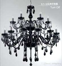 black and crystal chandeliers beautiful black glass chandelier black glass crystal chandelier light modern black black and crystal chandeliers