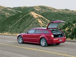 2005 Dodge Magnum RT - Rear Angle - Open Hatch - 1280x960 Wallpaper